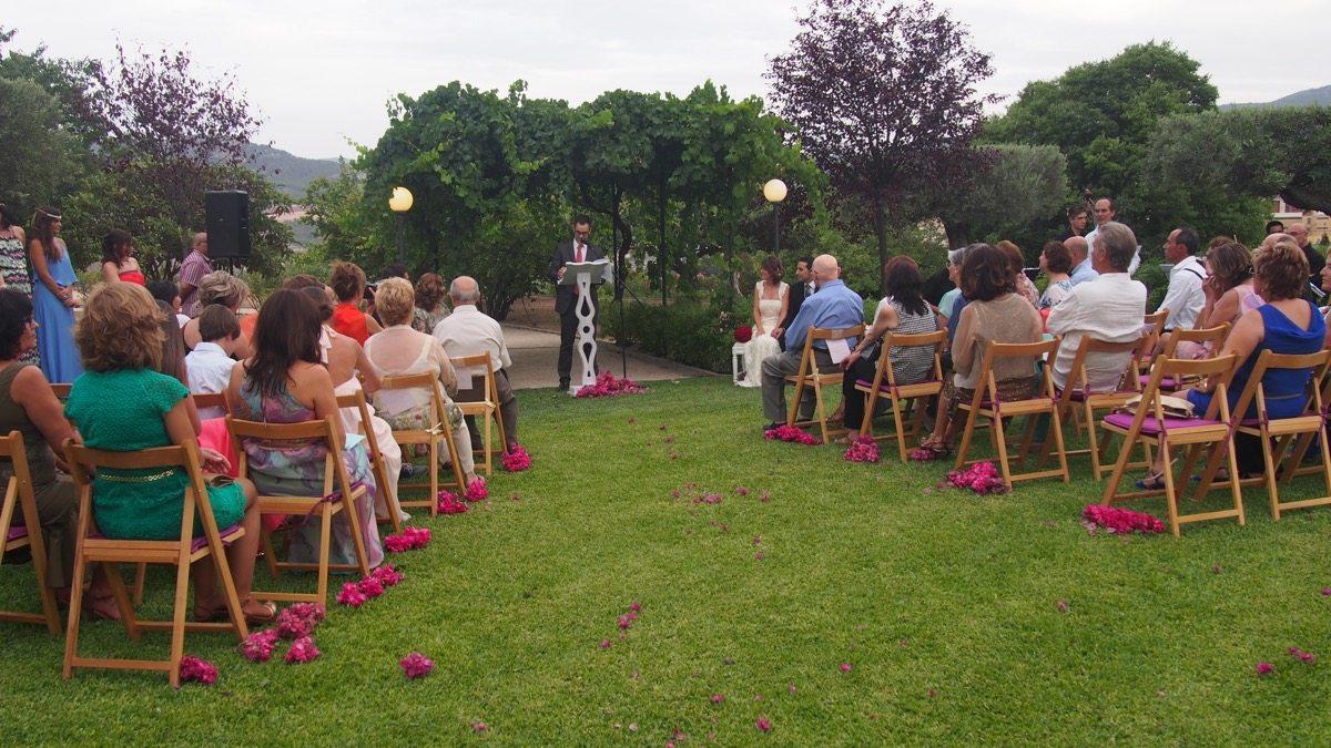Boda civil tu boda es nica for Jardin rosa alcoy